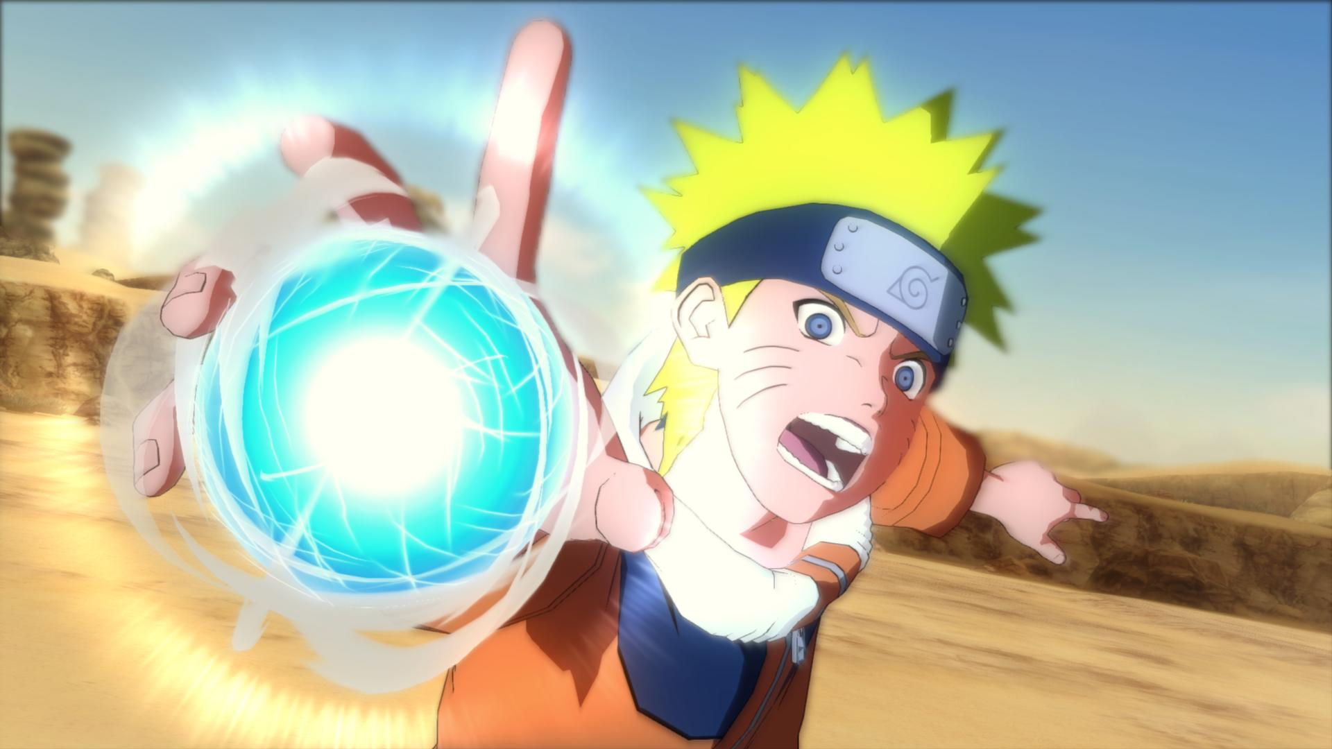 naruto rasengan Full HD Wallpaper and Background 1920x1080