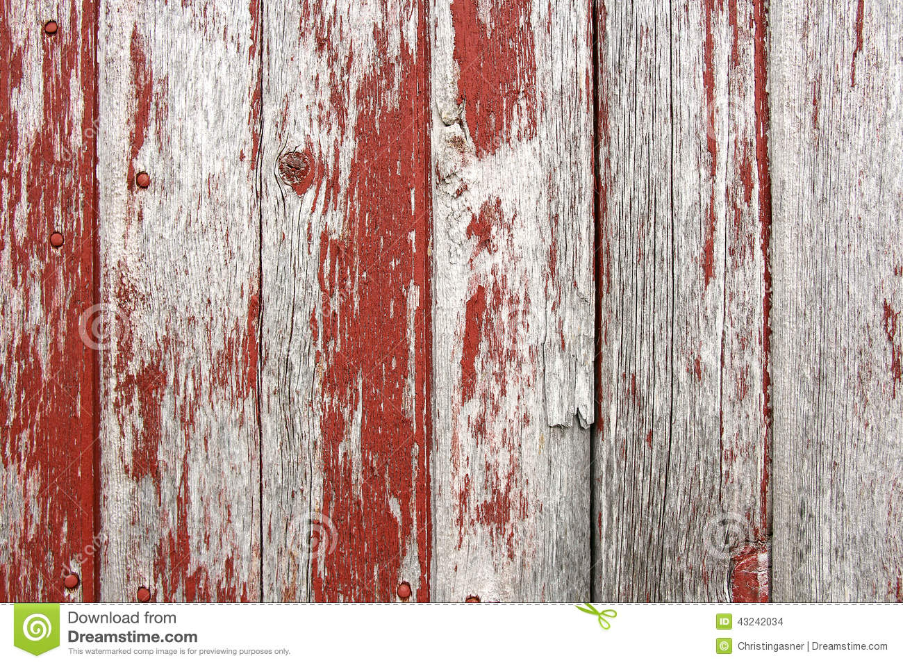red rustic barn wood background aged barnwood boards peeling paint 1300x957