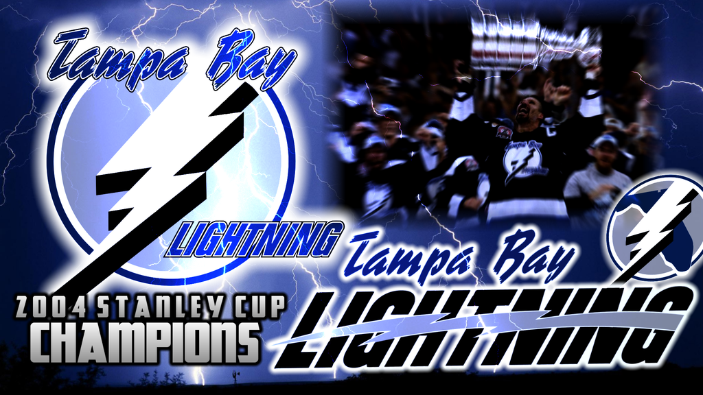Tampa Bay Lightning 1992 2007 Wallpaper by NASCARFAN160 on 1024x576