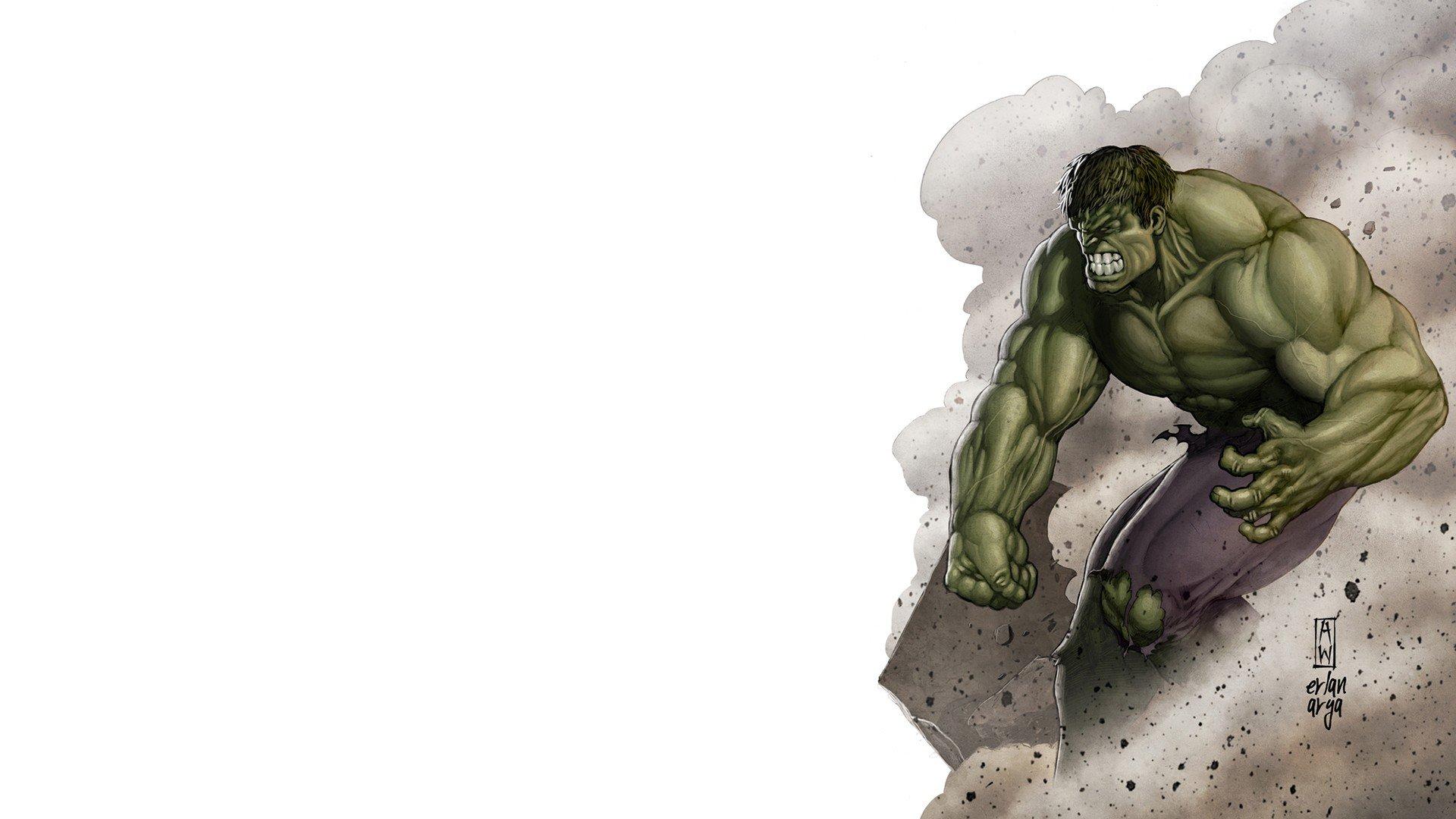 Hulk comic character Marvel Comics angry wallpaper 1920x1080 1920x1080