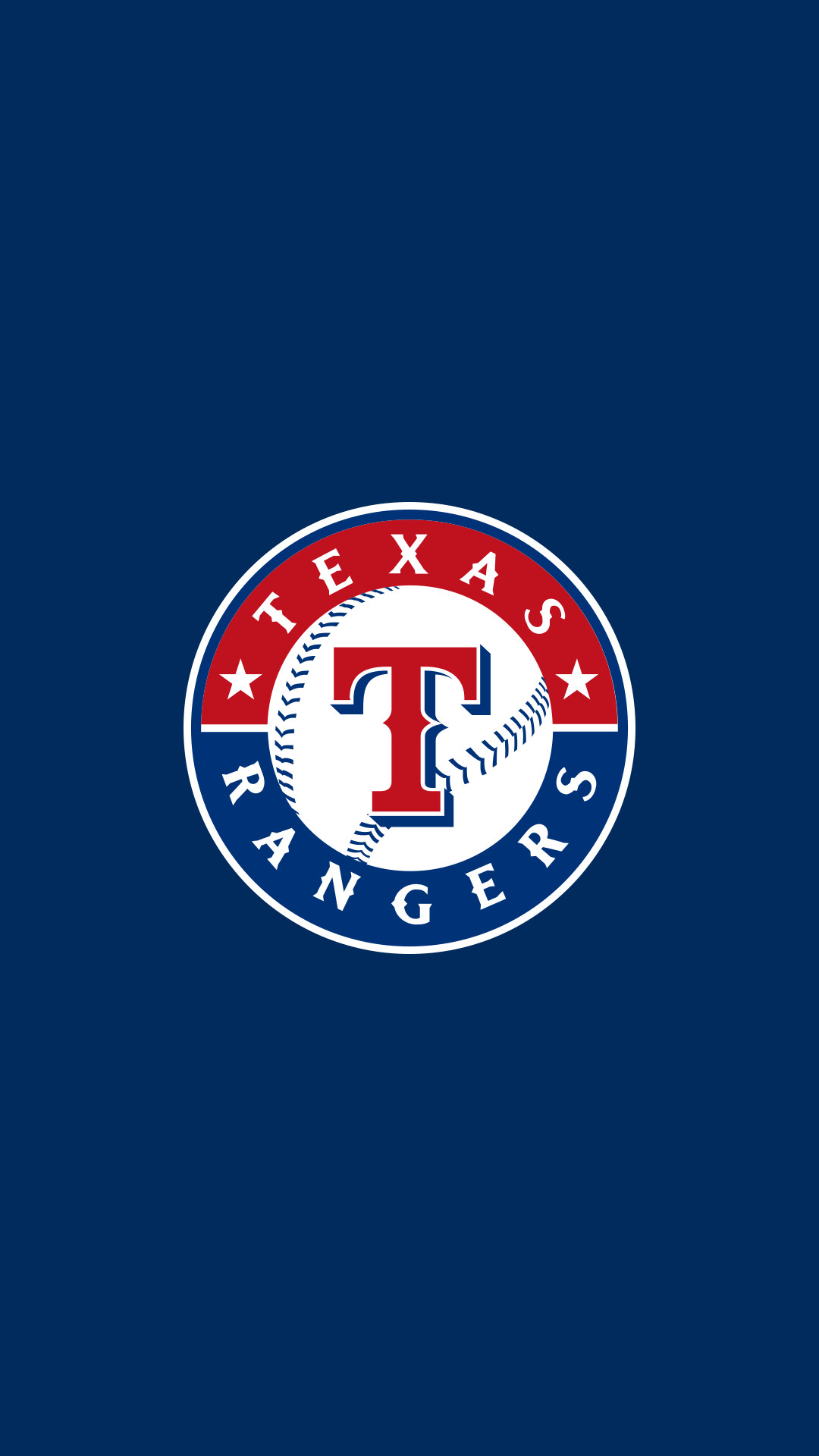 Texas Rangers iPhone Wallpaper 54 images 1080x1920