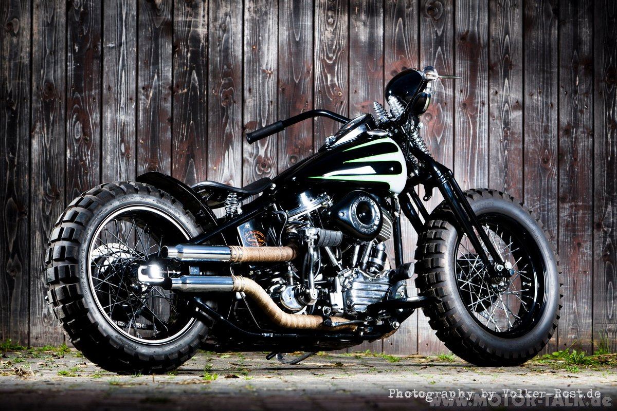 Free Download Panhaed Bobber Mg 4111 Mythos Harley Davidson