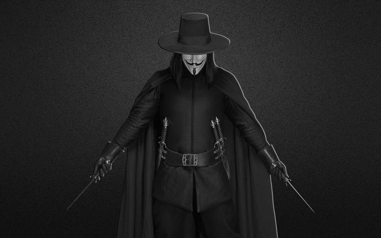 For Vendetta HD Wallpapers Cool HD Wallpapers 1280x800