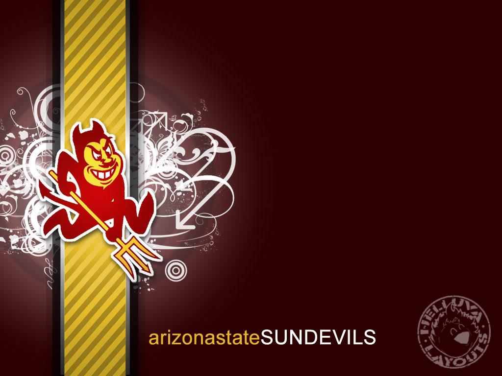 Arizona State Ncaa Wallpaper Desktop Background 1024x768