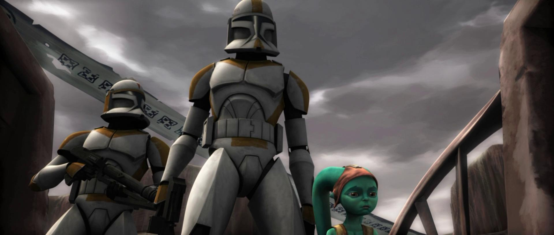 Star Wars The Clone Wars Innocents of Ryloth TV Episode 2009 1920x816