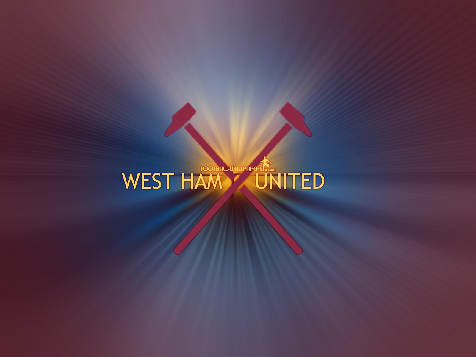 West Ham United Football Wallpaper 1600x1200