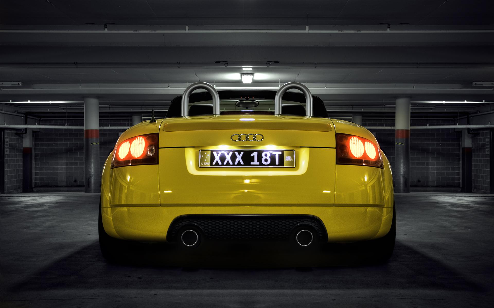 Audi TT Mk1 HD Wallpaper Background Image 1920x1200 ID 1920x1200