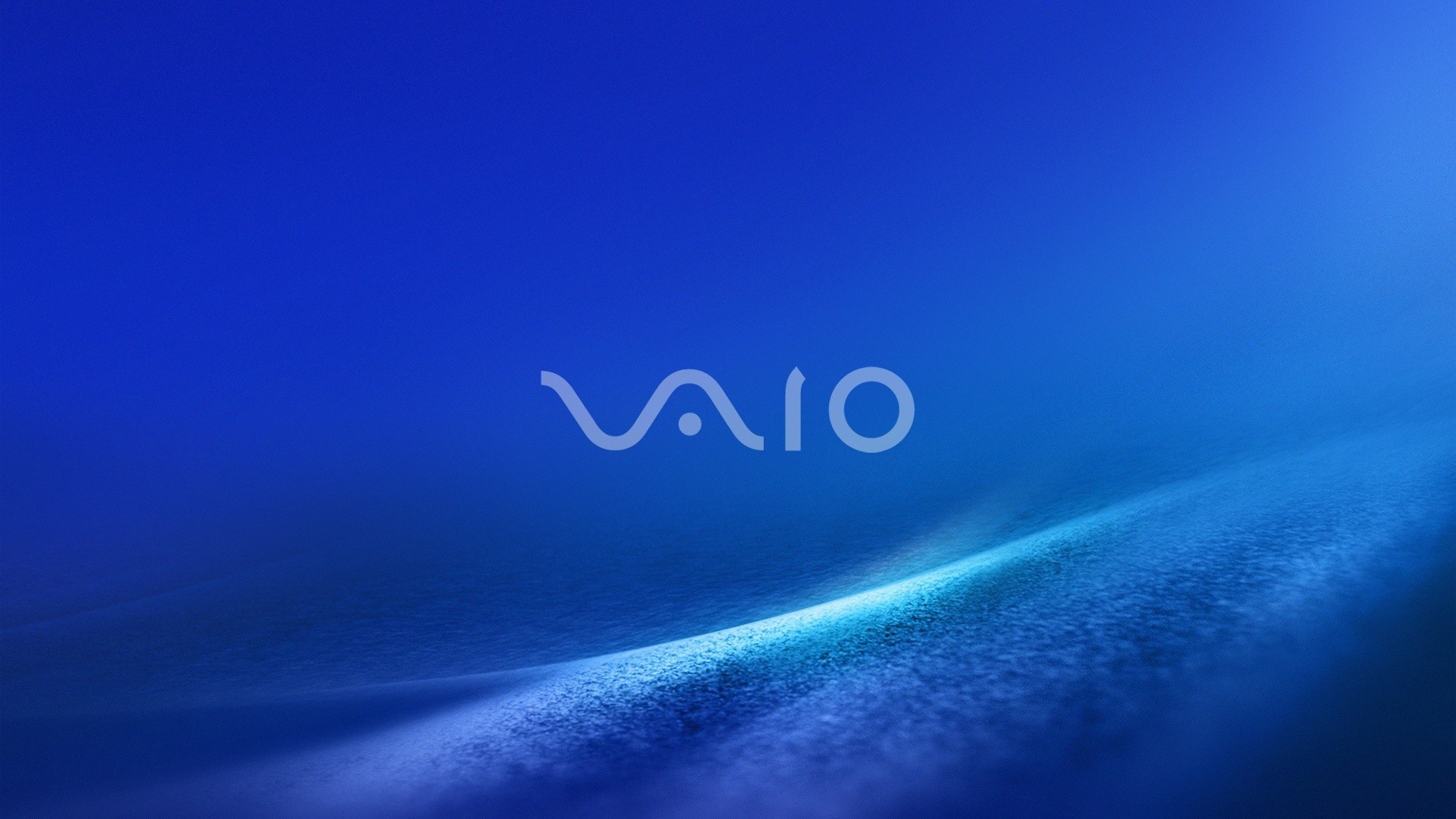 Vaio Wall Paper Black: VAIO Wallpaper 1920x1080