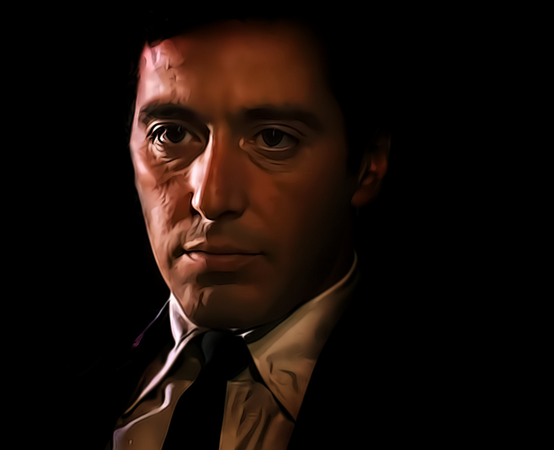 Free Download Al Pacino Godfather Wallpaper The Godfather