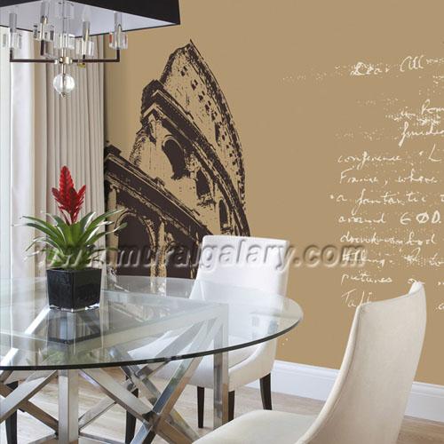 Home Design Vinyl Wallpaper Murals H1 00009 500x500