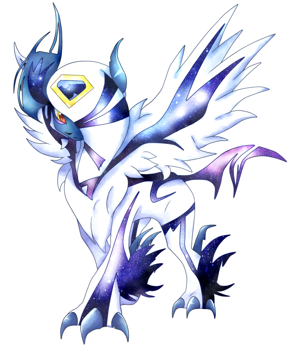 Mega Absol (Shiny Theory) by HGSS94 on DeviantArt