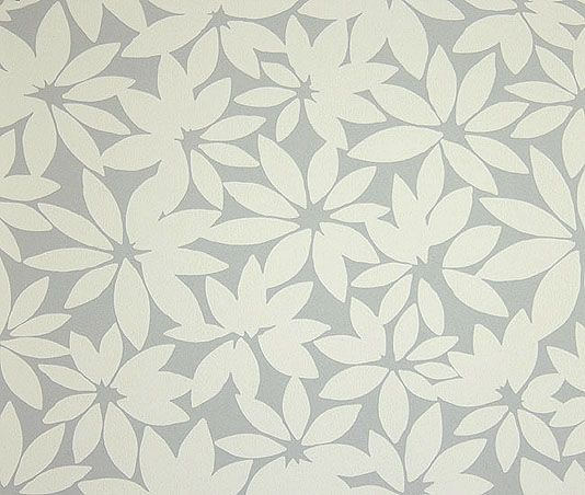 Gray and cream wallpaper wallpapersafari for Grey and white wallpaper designs