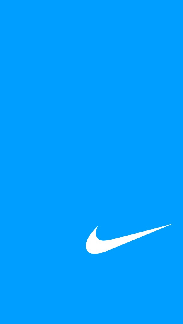 Background Light Blue Nike photos of Nike iPhone Wallpaper by HD 640x1136