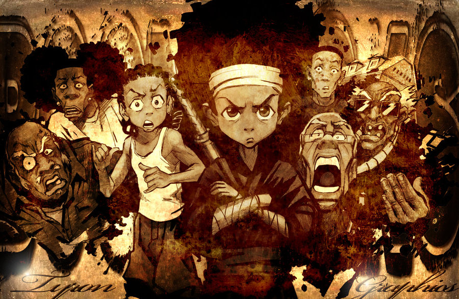 46 Boondocks Wallpaper Iphone On Wallpapersafari