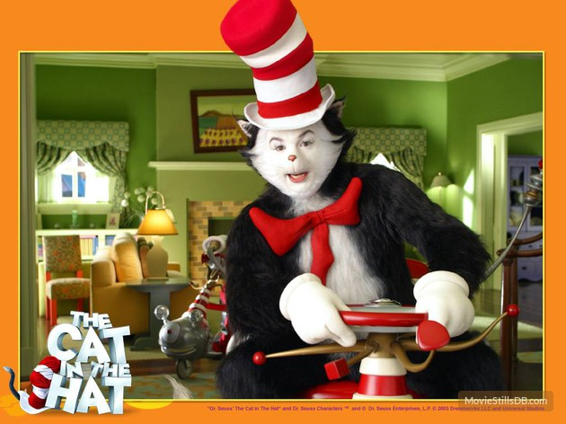 The Cat in the Hat Movie Wallpapers WallpapersIn4knet 630x472