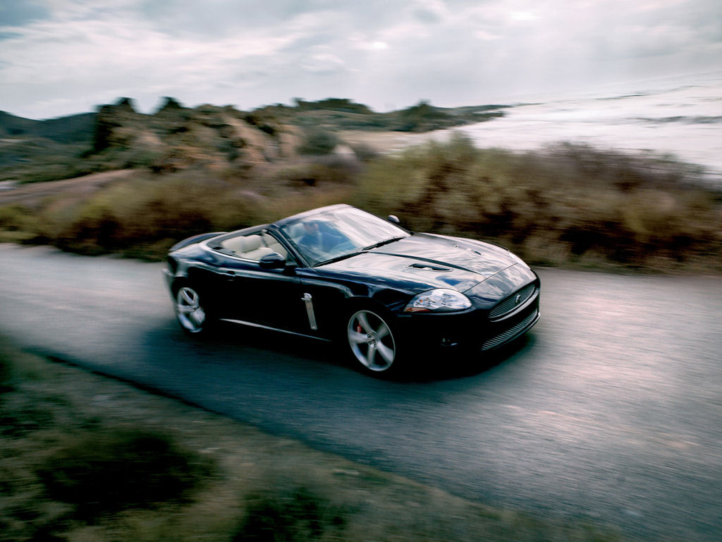 click on the Jaguar XK wallpaper below and choose Set as Background 1024x768