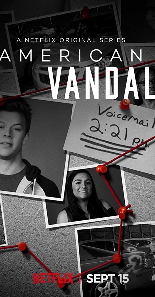 American Vandal TV Series 20172018   IMDb 630x1200