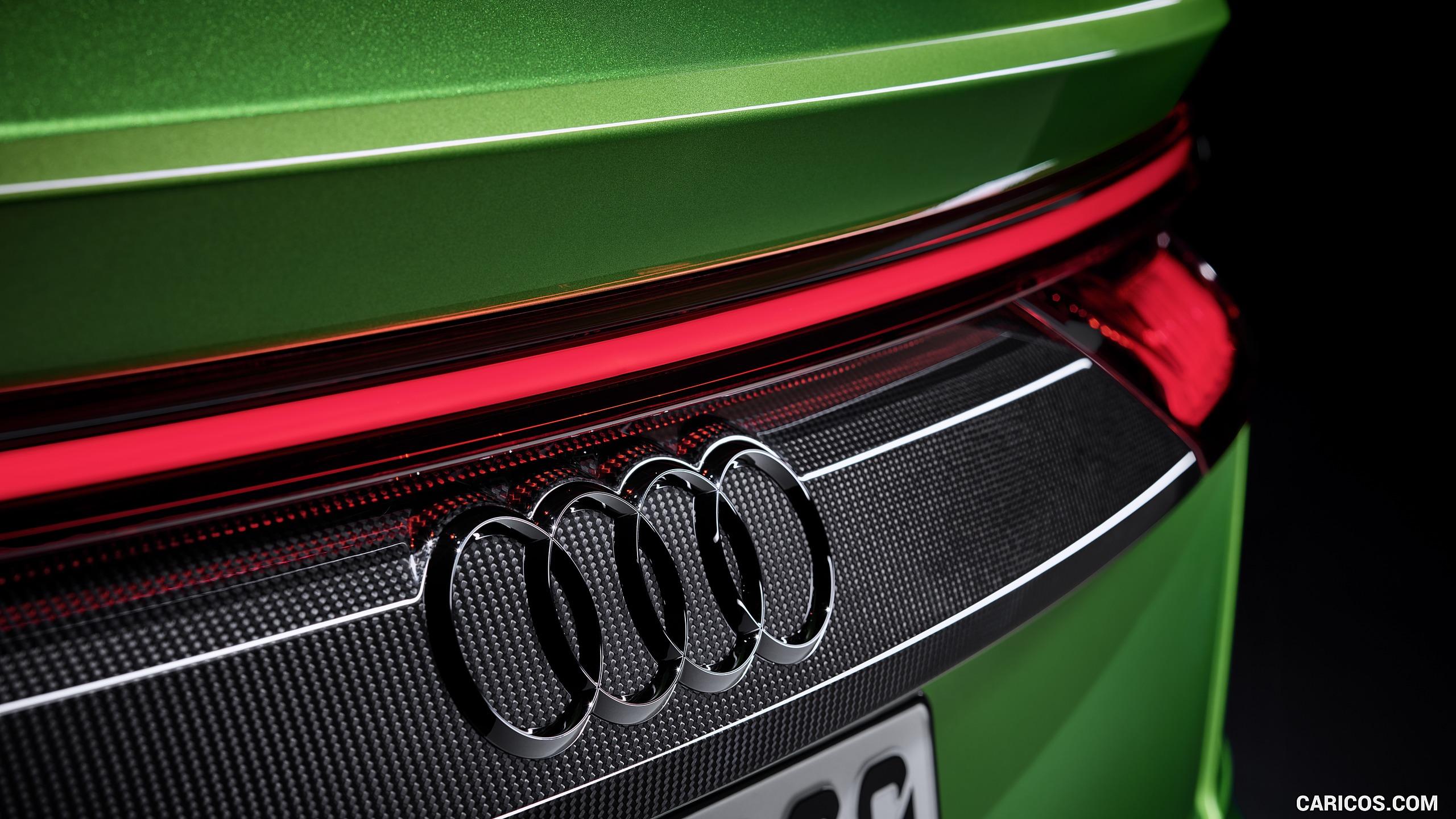 2020 Audi RS Q8   Badge HD Wallpaper 11 2560x1440