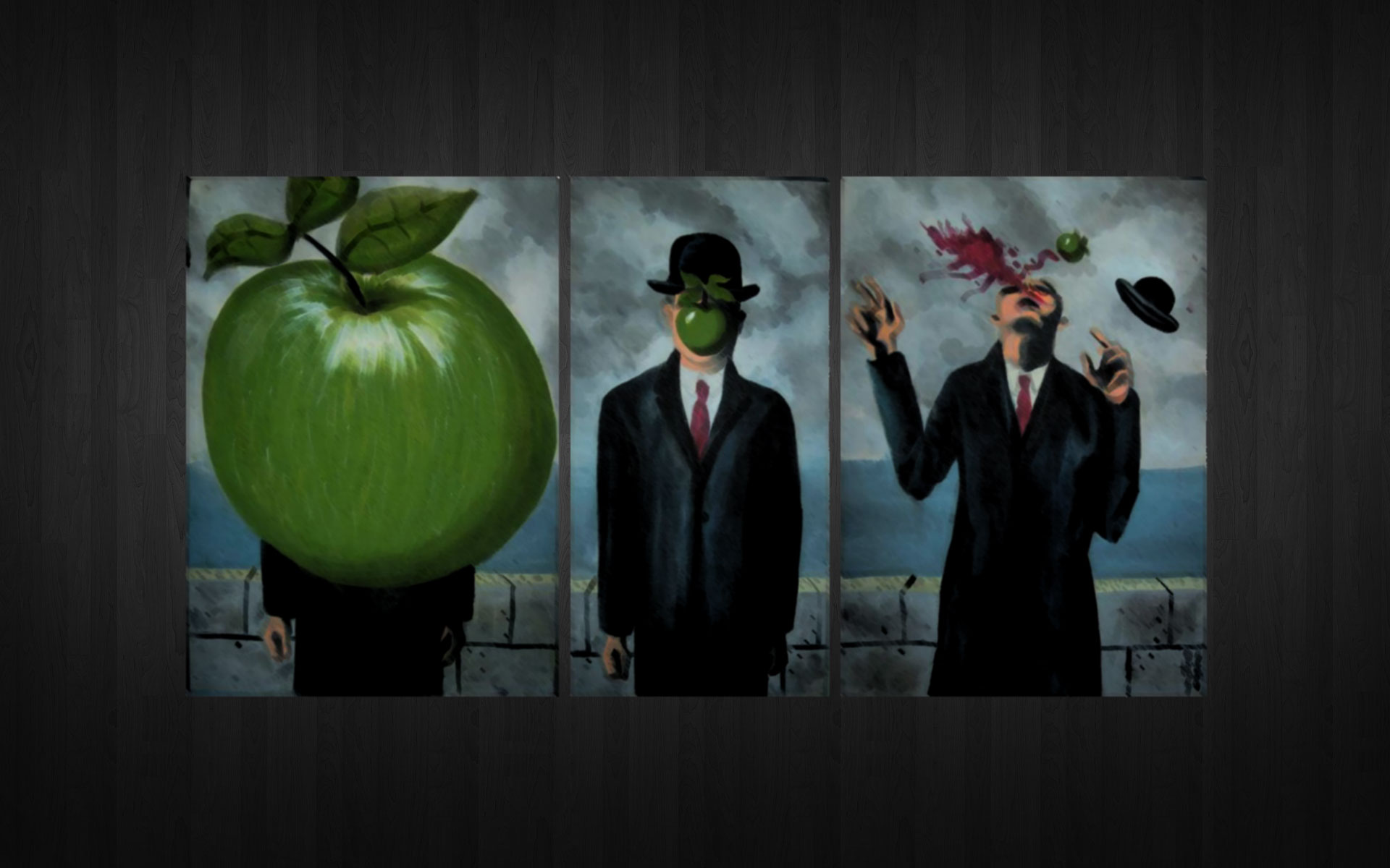 Magritte Wallpapers 1920x1200