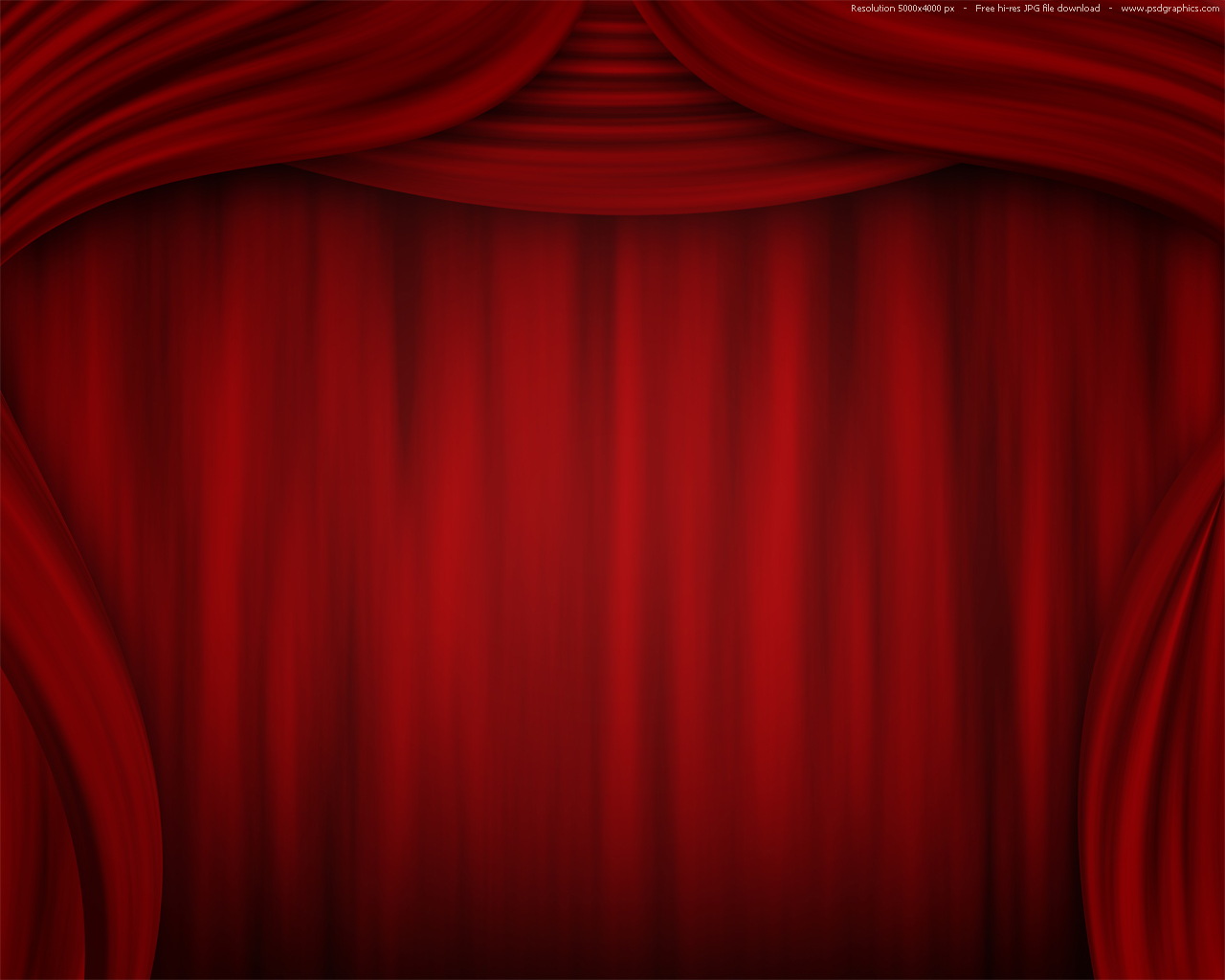 Free psd store red curtain background - Red Curtain Background Theatre Stage Psdgraphics