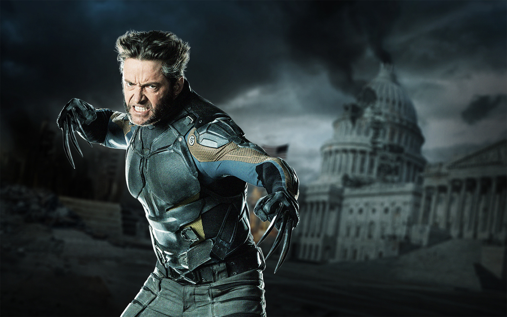 X Men Days Of Future Past character wallpapers 3 1680x1050
