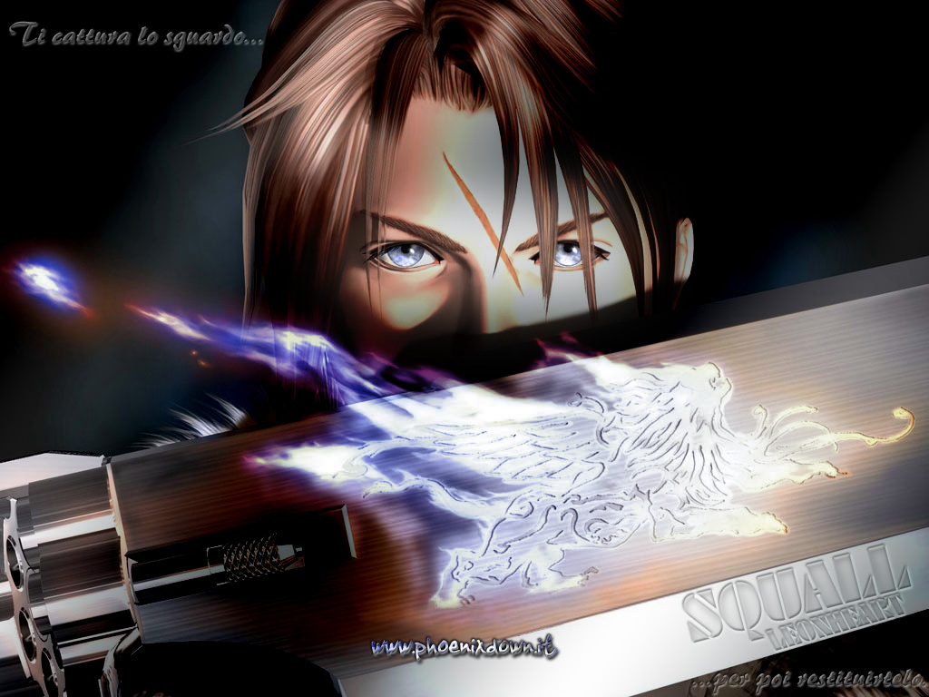 Final Fantasy VIII Wallpaper   by Phoenixdown 1024x768