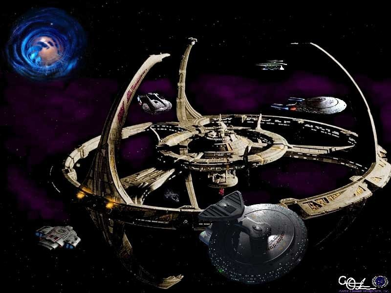 Deep Space 9   Star Trek Deep Space Nine Wallpaper 3984258 800x600