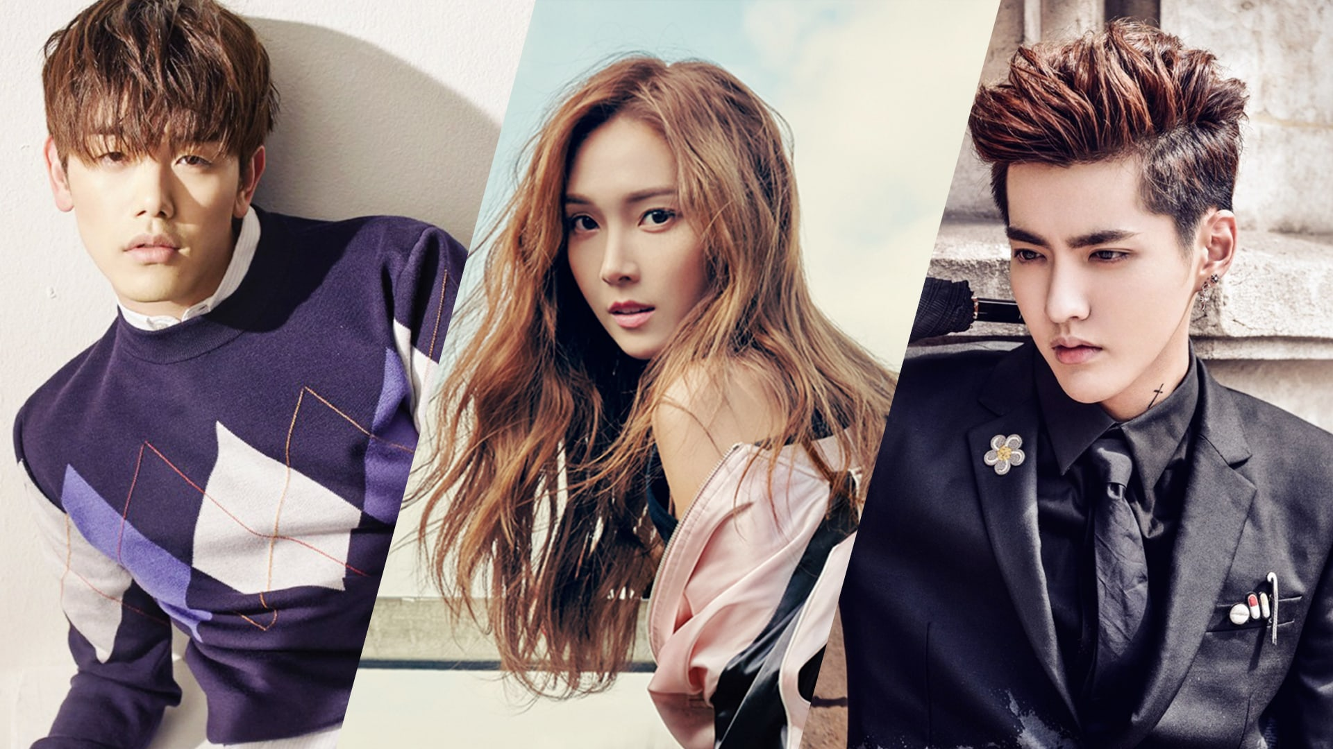 Eric Nam Jessica Jung Kris Wu And More Make The Forbes 2017 30 1920x1080