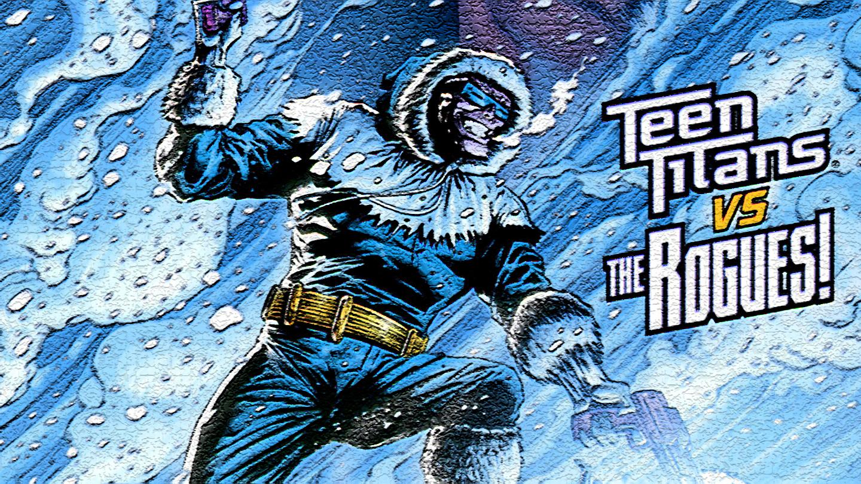 Comics   Teen Titans Captain Cold Wallpaper 1440x810