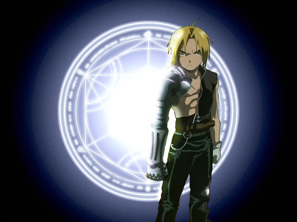 Full Metal Alchemist Fullmetal Alchemist 1024x768