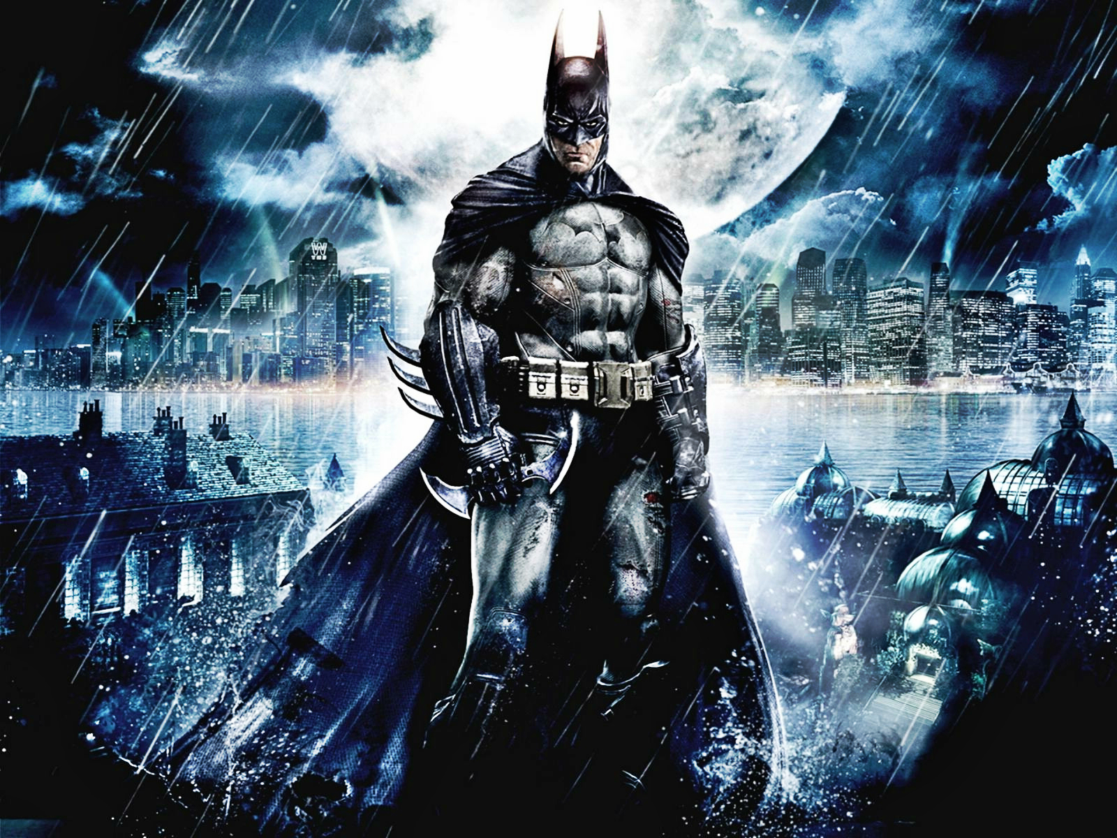 71+ Batman Hd Wallpapers on WallpaperSafari