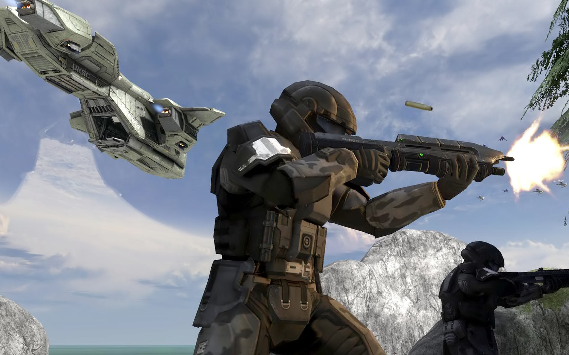 Halo 3 Game HD Wallpapers 1080p Wallpapers   FROBLOG 1920x1200