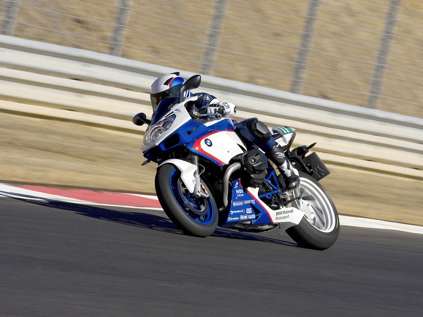 2011 BMW HP2 Sport motorcycle desktop wallpapers 1600x1200