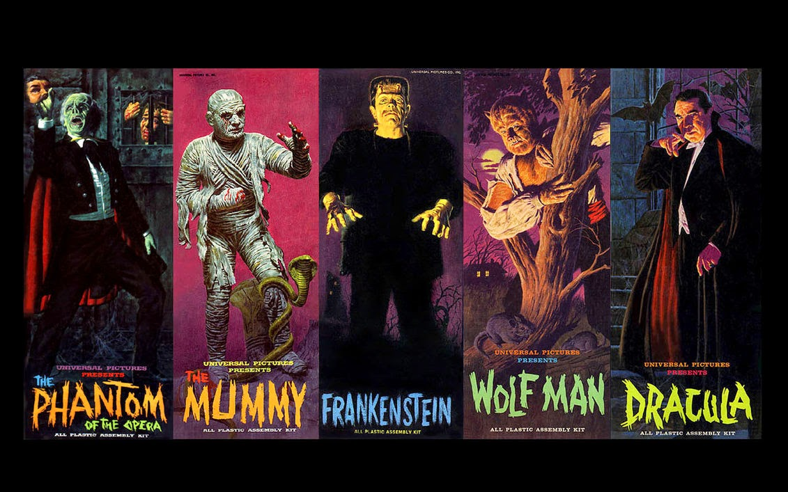 Download Universal Monsters Wallpaper 1131x707 50 Universal