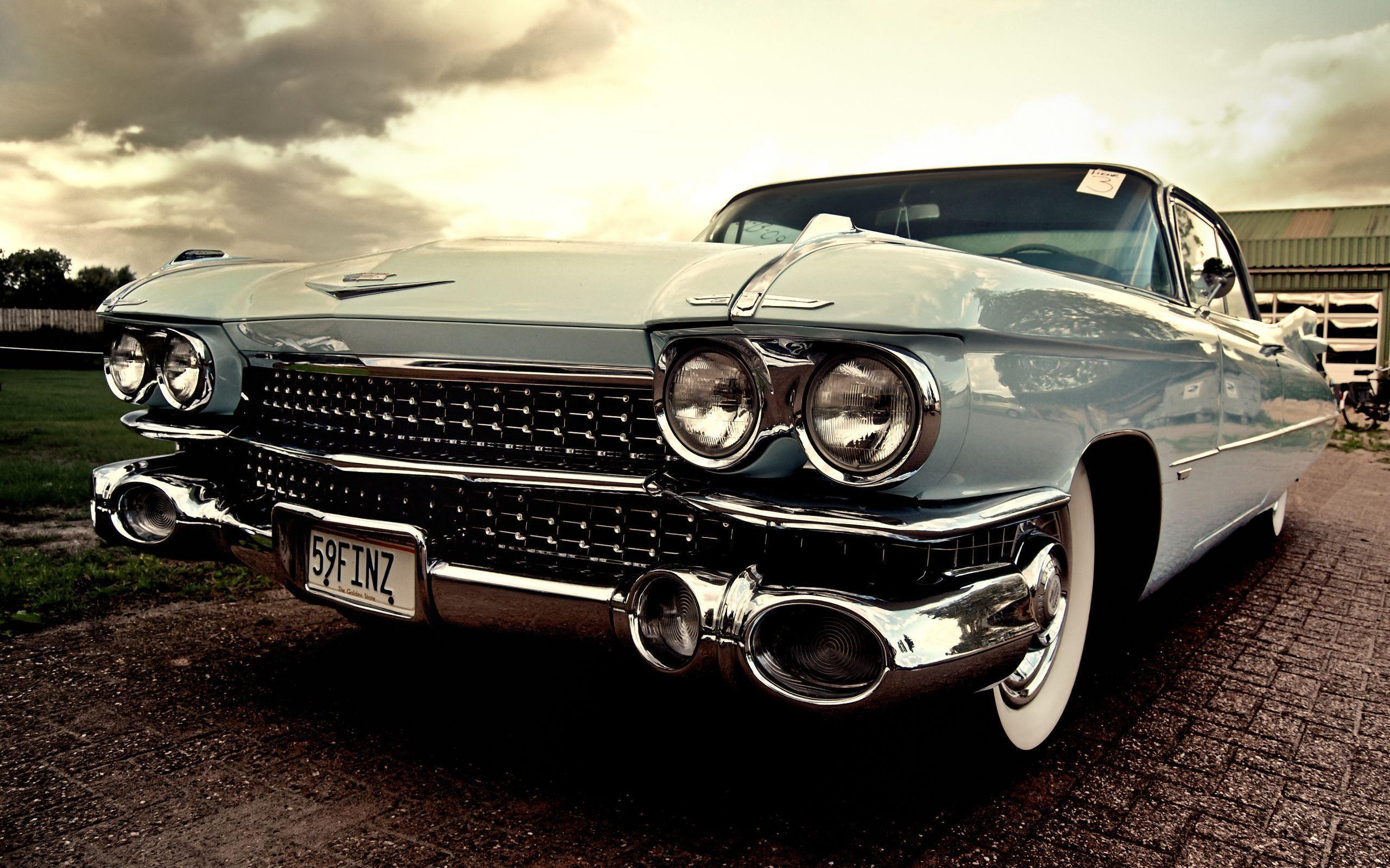 Vintage Car Wallpapers 2560x1600