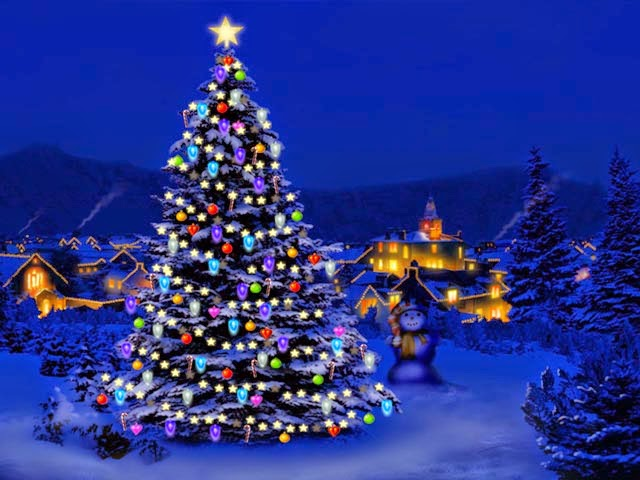 Christmas Animated Wallpaper Wallpaper Animated 640x480