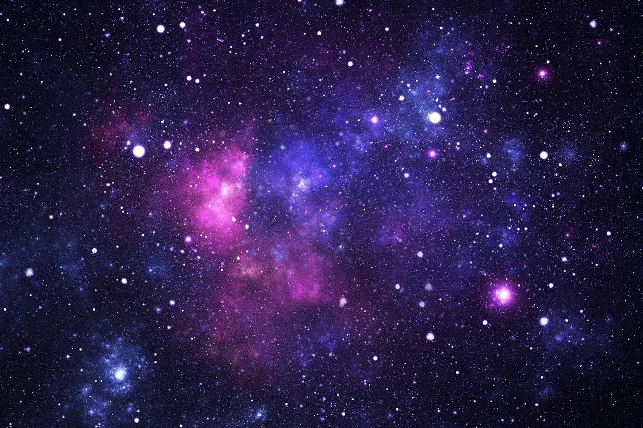 El universo y el espacio contuvieron el aliento.