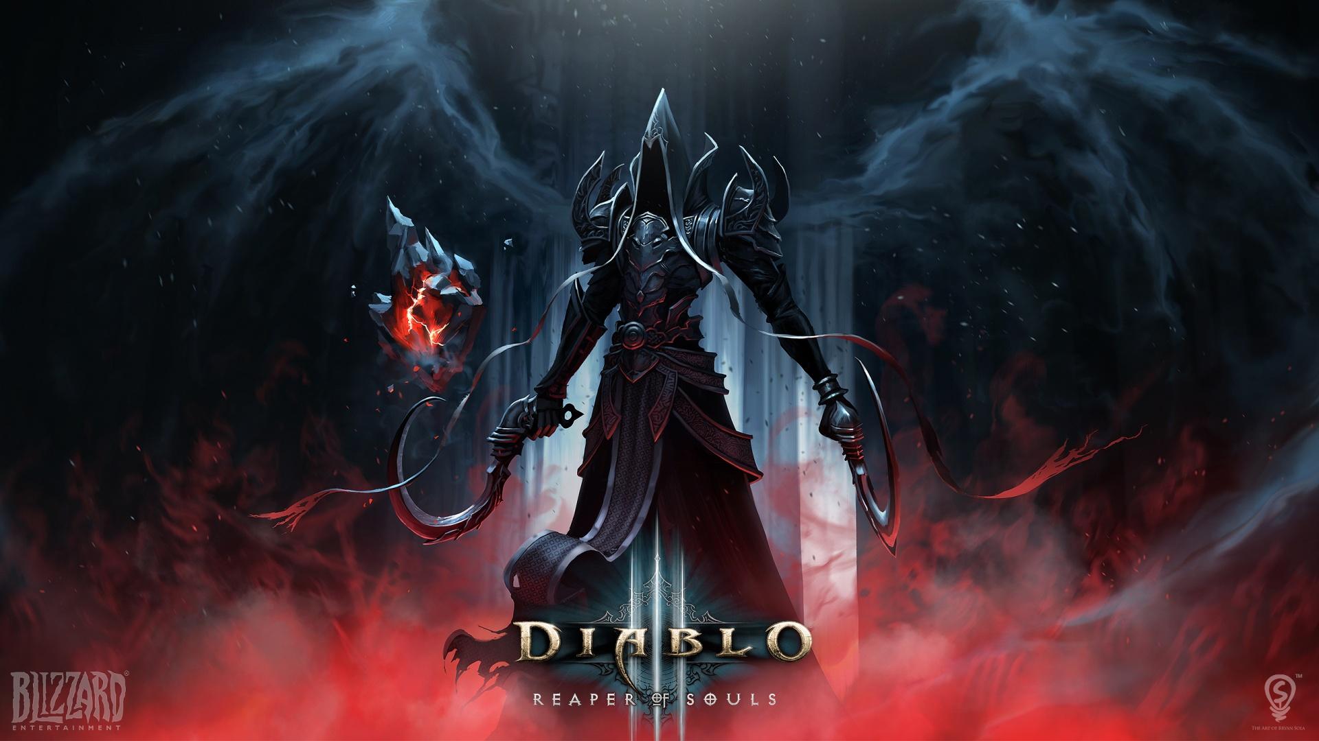 49 Diablo Reaper Of Souls Wallpaper On Wallpapersafari