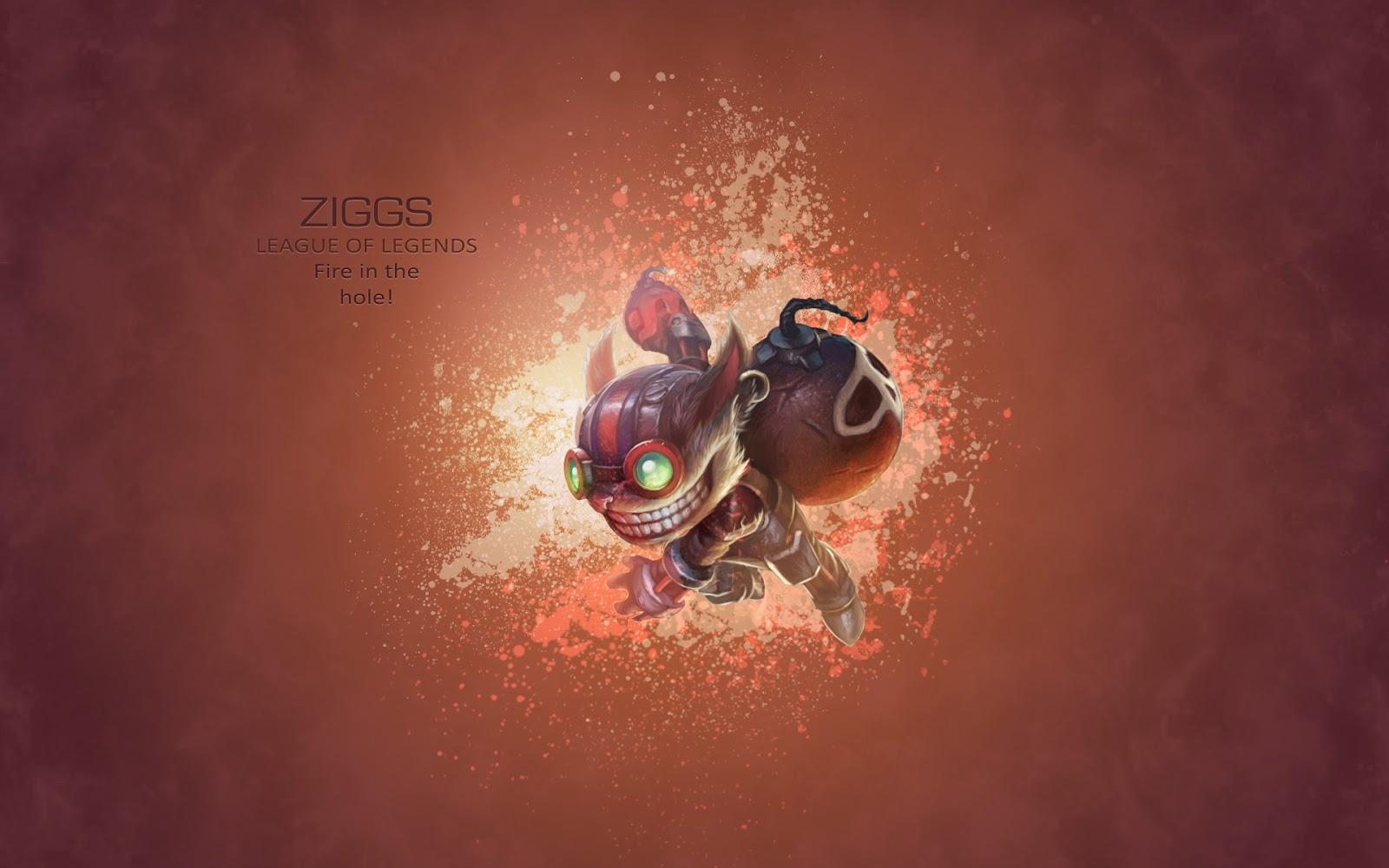 Free Download Odyssey Ziggs Hd Wallpaper Background Image