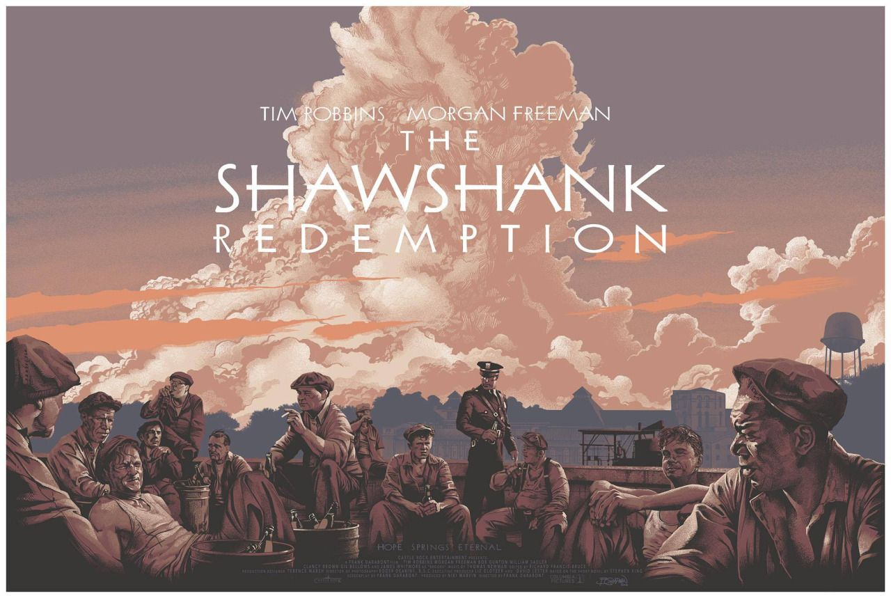 The Shawshank Redemption 1994 HD Wallpaper From Gallsourcecom 1280x859