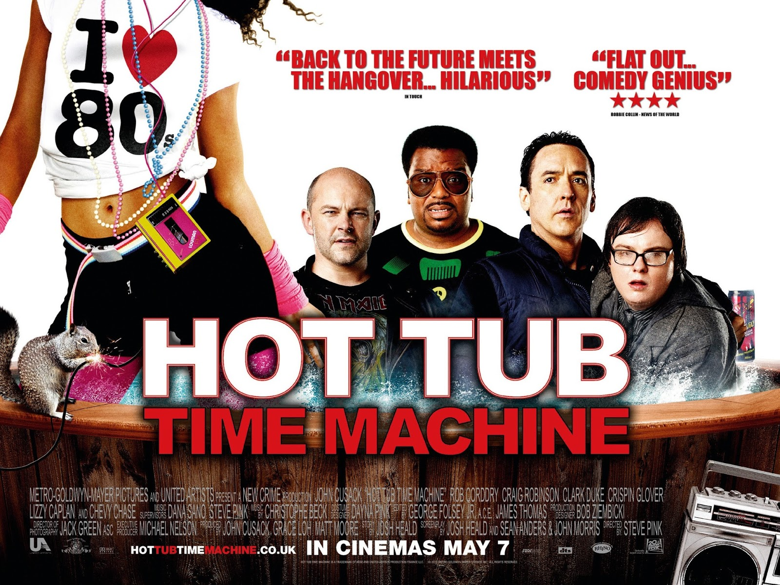 Hot Tub Time Machine 2 Wallpaper 8   1600 X 1200 stmednet 1600x1200