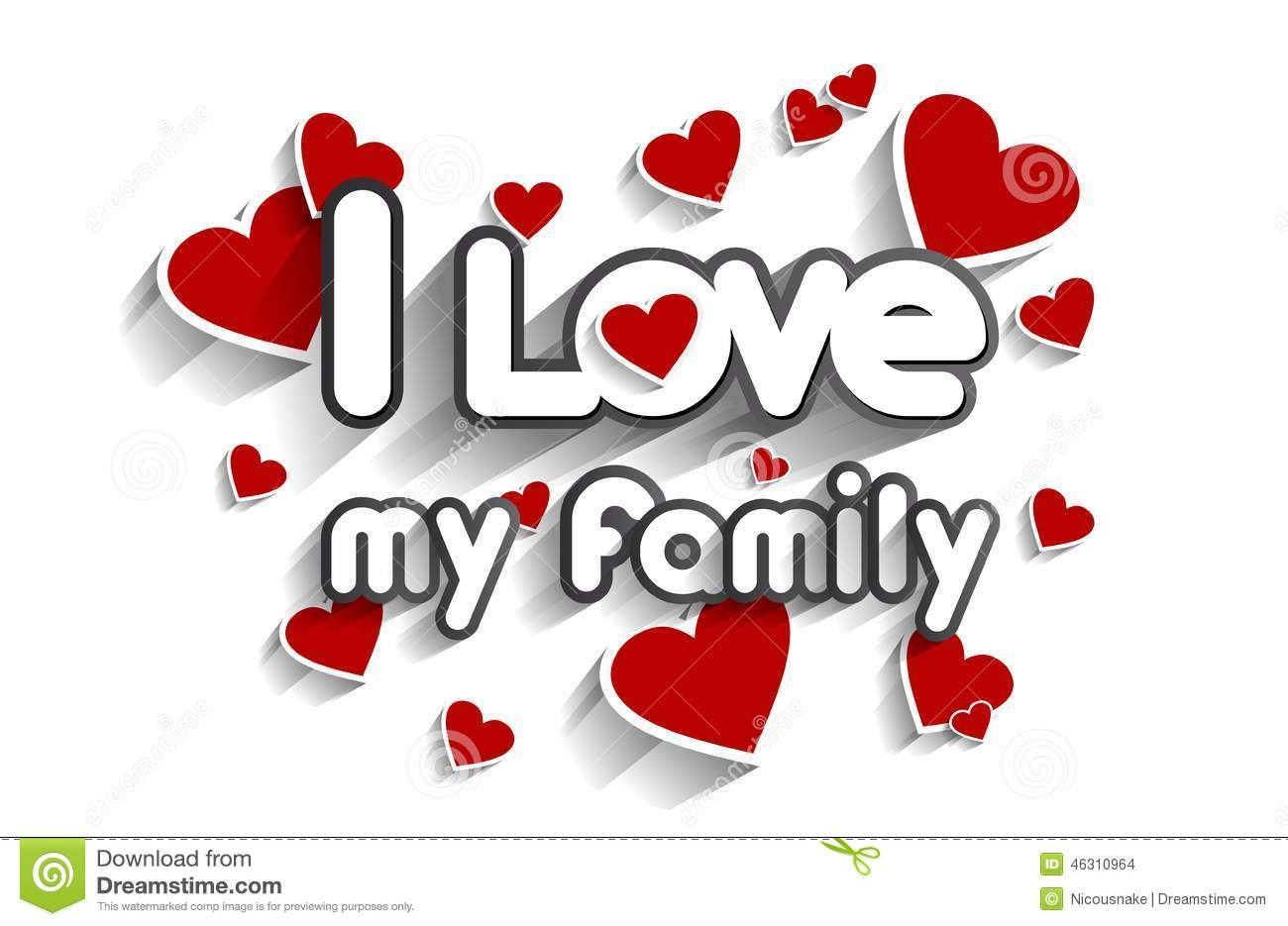 Gm My Love Wallpaper : I Love My Family Wallpaper - WallpaperSafari
