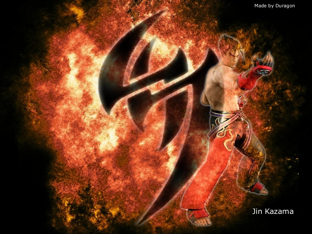 Tekken Devil Jin Wallpaper 1024x768