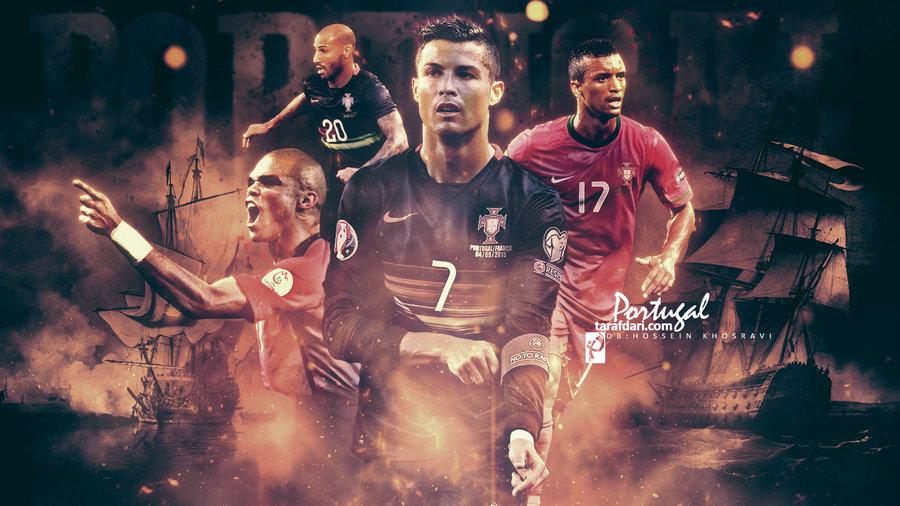 Portugal Football Team Wallpapers Beautiful Portugal 900x506