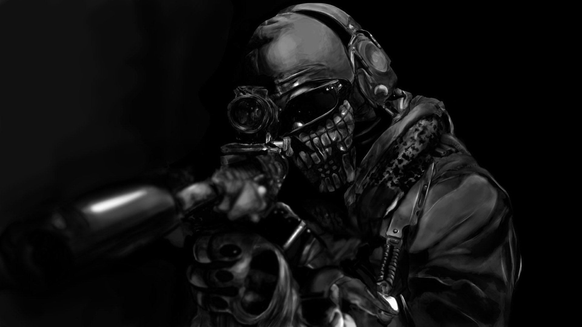 call of duty 4 modern warfare hd wallpapers