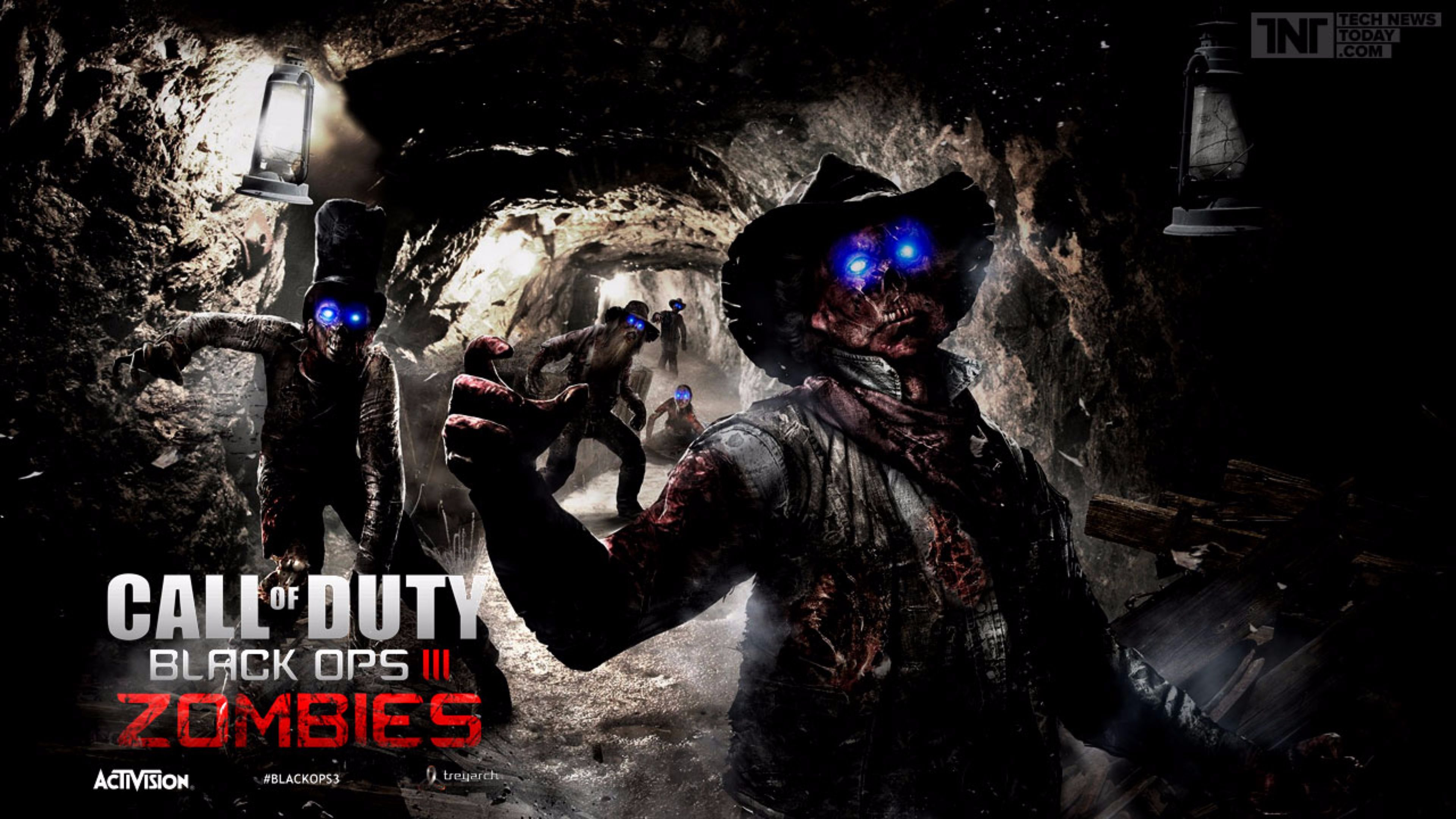 Free Download New Zombies Call Of Duty Black Ops 3 4k Wallpaper 4k