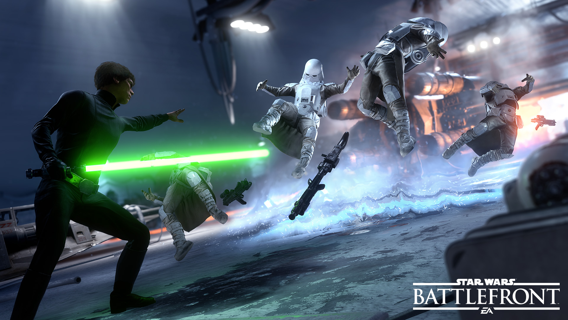48 Star Wars Battlefront Iphone Wallpaper On Wallpapersafari