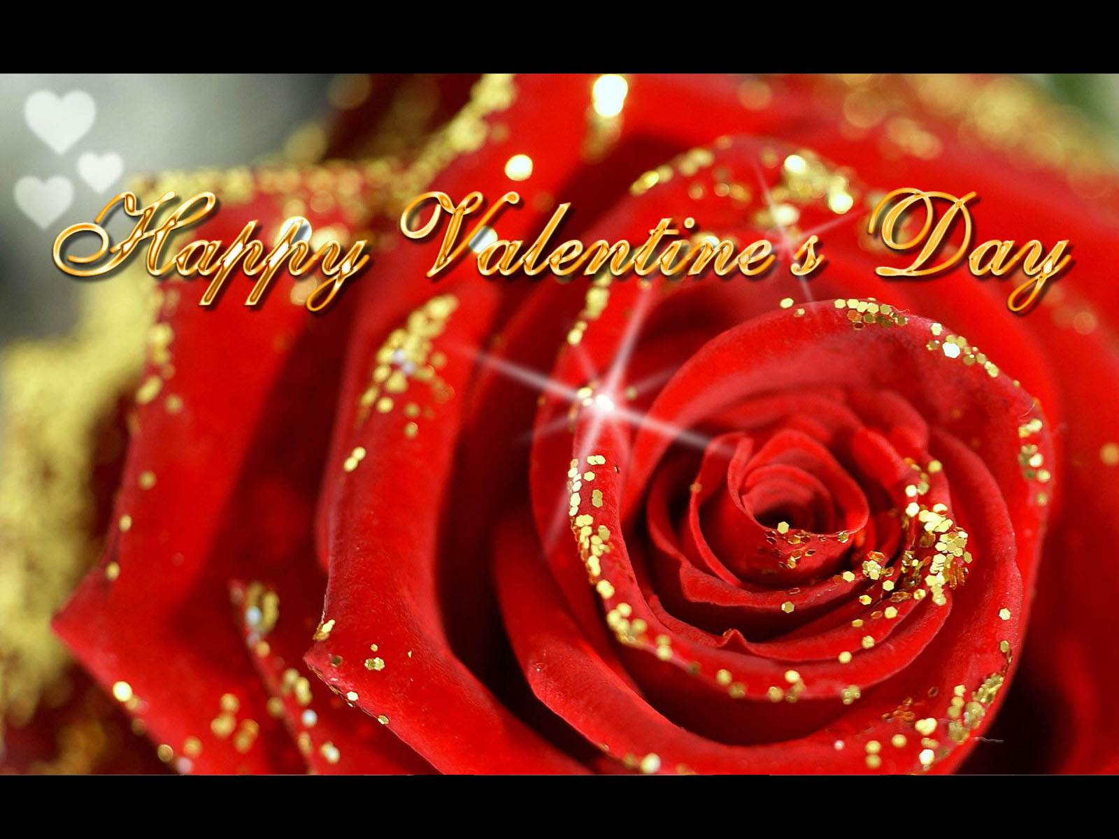 Valentine\s Day Roses Full Screen Awesome Wallpaper Wallpaper 1600x1200