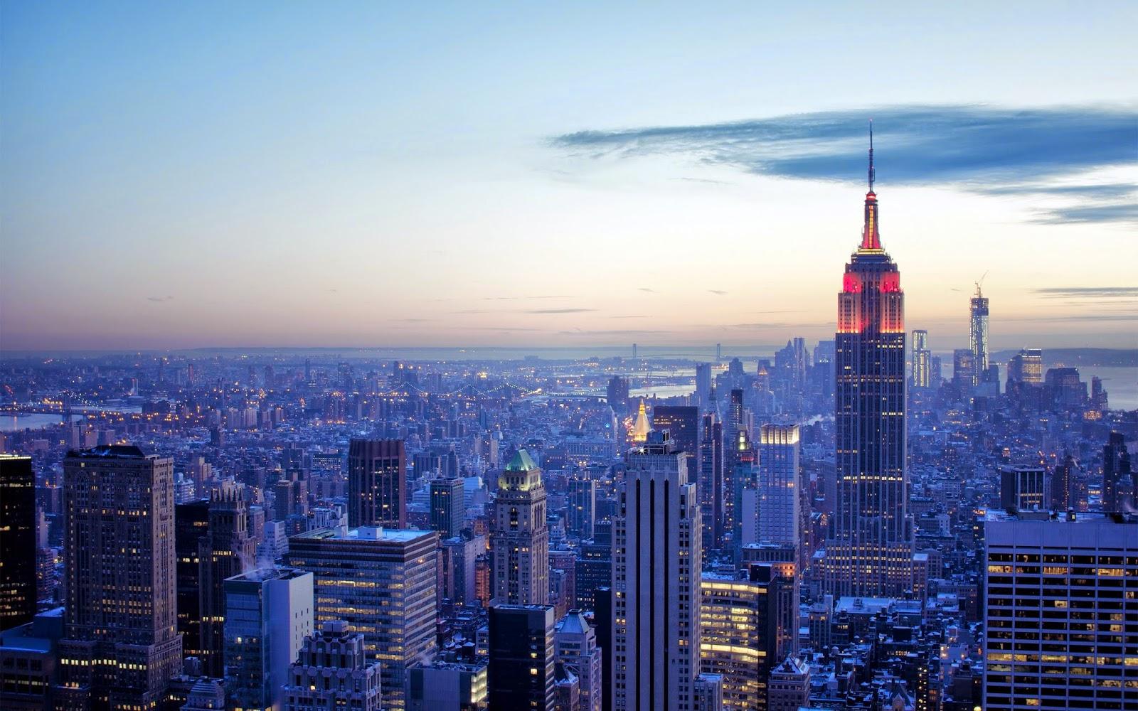 New York City Wallpaper Desktop Wallpapers   HD 1600x1000