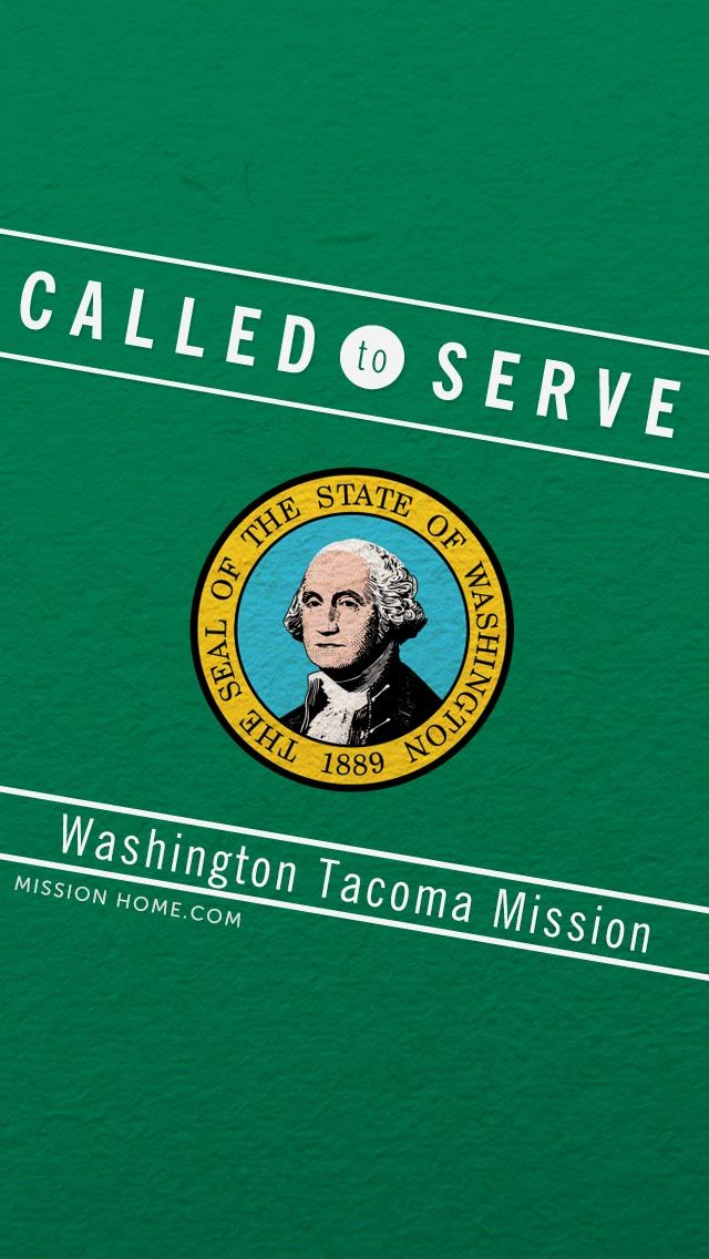 iPhone 54 Wallpaper Called to Serve Washington Tacoma Mission Check 640x1136